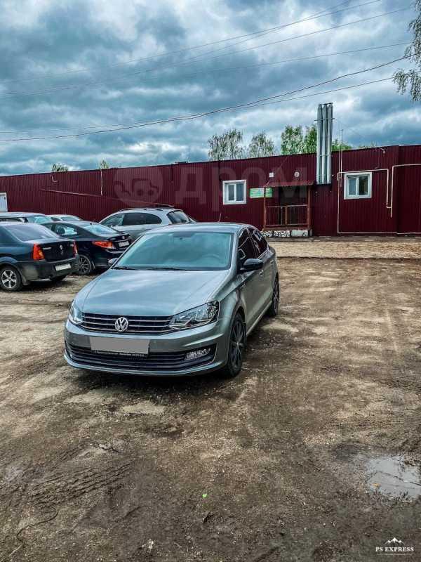 Volkswagen Polo, 2019 год, 825 000 руб.