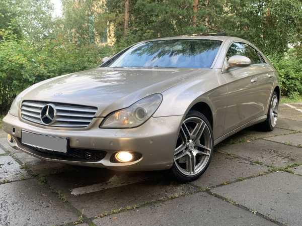 Mercedes-Benz CLS-Class, 2004 год, 645 000 руб.