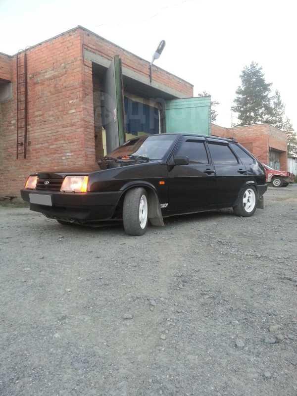 Лада 2109, 1995 год, 80 000 руб.