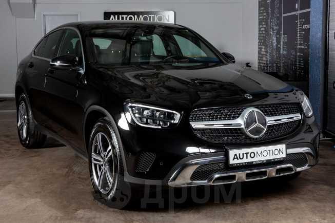 Mercedes-Benz GLC Coupe, 2019 год, 3 268 000 руб.