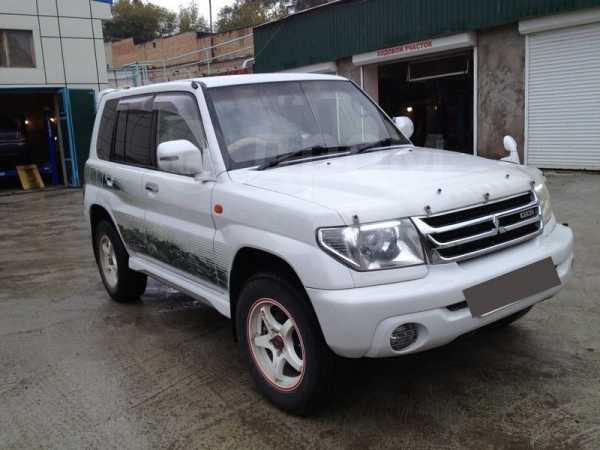 Mitsubishi Pajero iO, 1999 год, 430 000 руб.