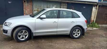 Зима Audi Q5 2009