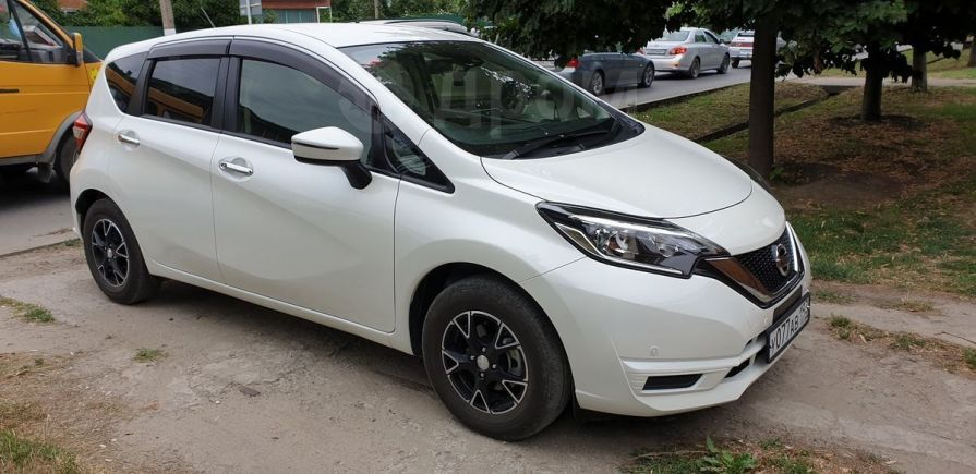 Nissan Note, 2018 год, 720 000 руб.