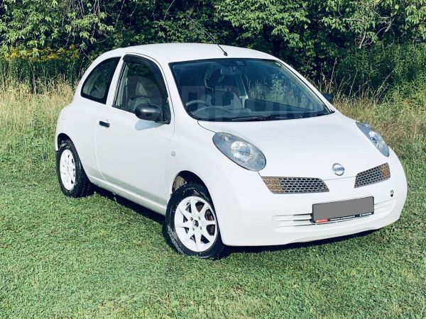 Nissan March, 2002 год, 175 000 руб.