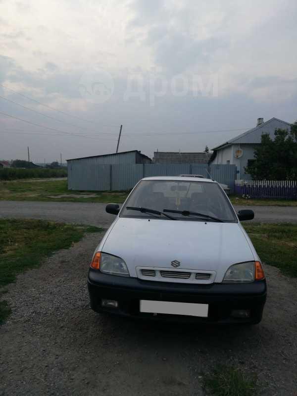 Suzuki Swift, 1999 год, 110 000 руб.