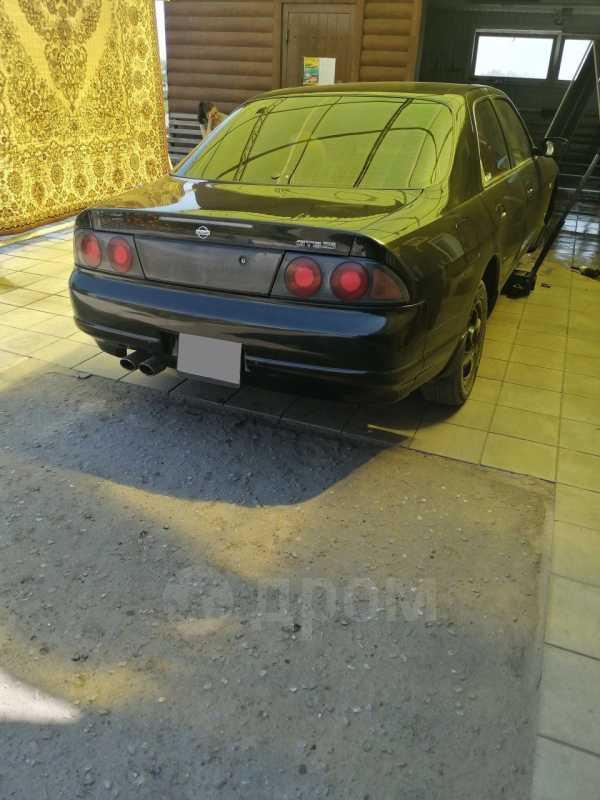 Nissan Skyline, 1993 год, 240 000 руб.