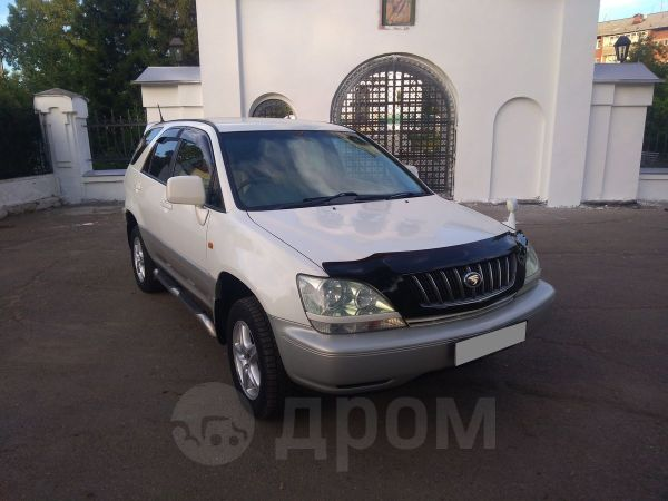 Toyota Harrier, 2002 год, 540 000 руб.