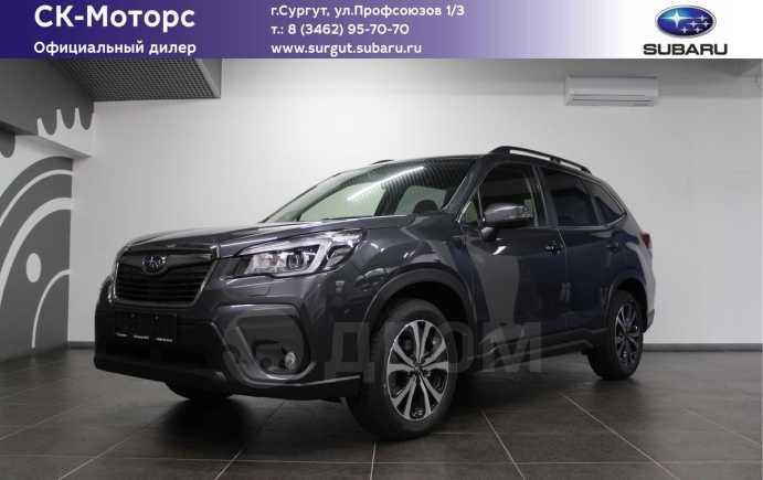 Subaru Forester, 2019 год, 2 609 900 руб.