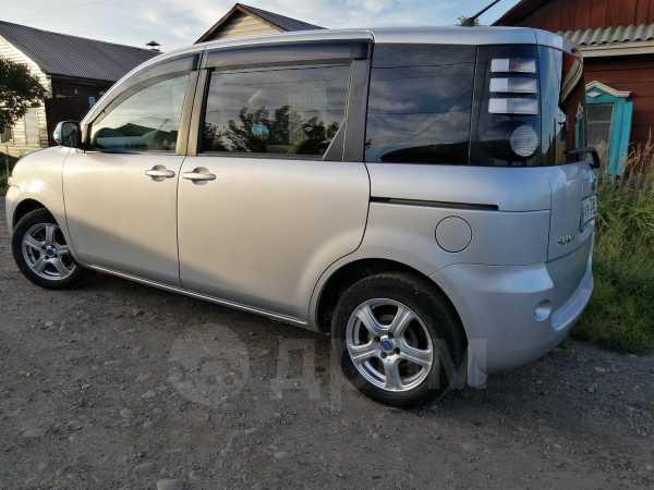 Toyota Sienta, 2006 год, 395 000 руб.