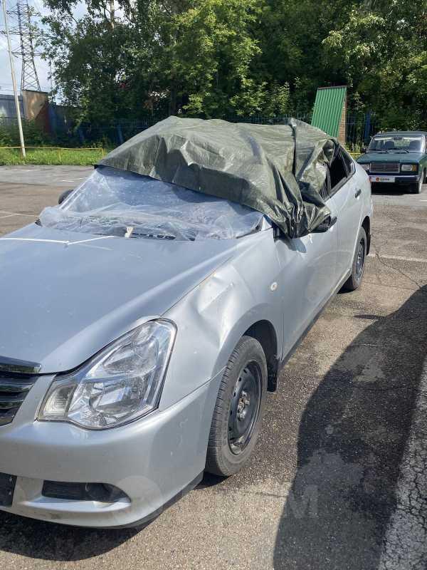 Nissan Almera, 2018 год, 210 000 руб.