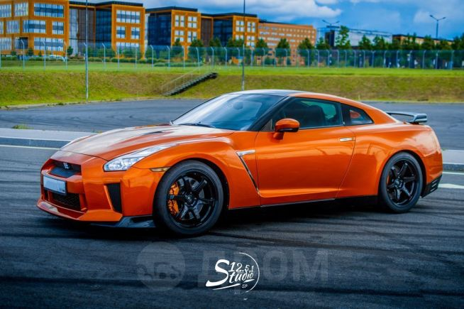 Nissan GT-R, 2014 год, 3 500 000 руб.