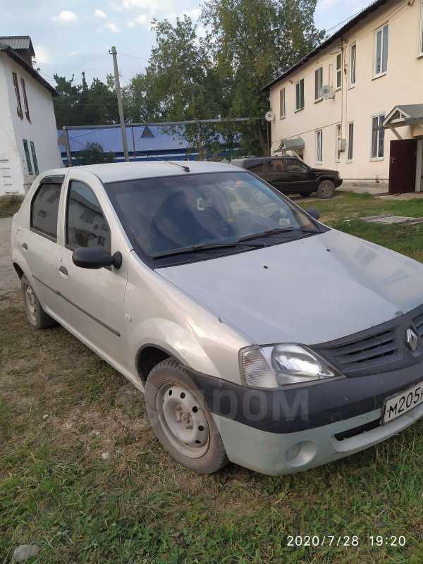 Renault Logan, 2008 год, 145 000 руб.