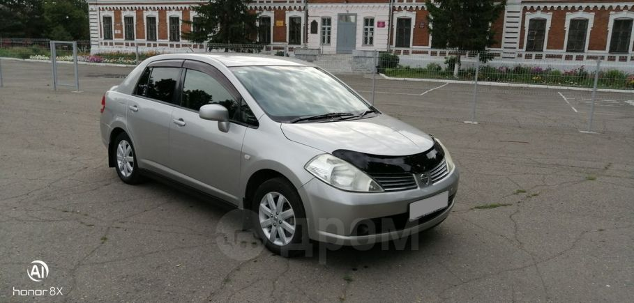 Nissan Tiida Latio, 2006 год, 345 000 руб.