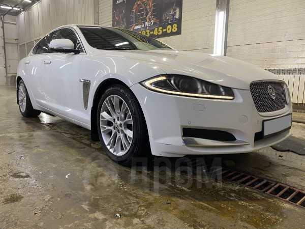 Jaguar XF, 2011 год, 980 000 руб.