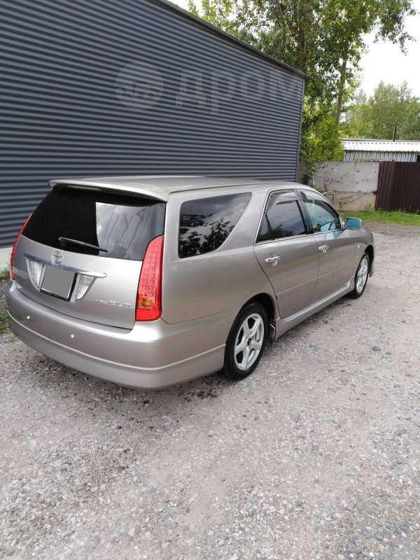 Toyota Mark II Wagon Blit, 2003 год, 570 000 руб.