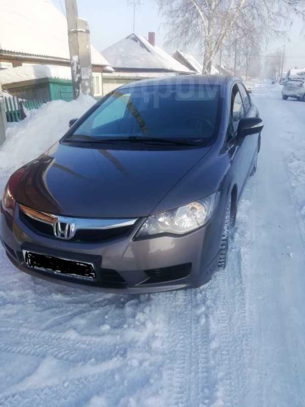 Honda Civic, 2010 год, 580 000 руб.