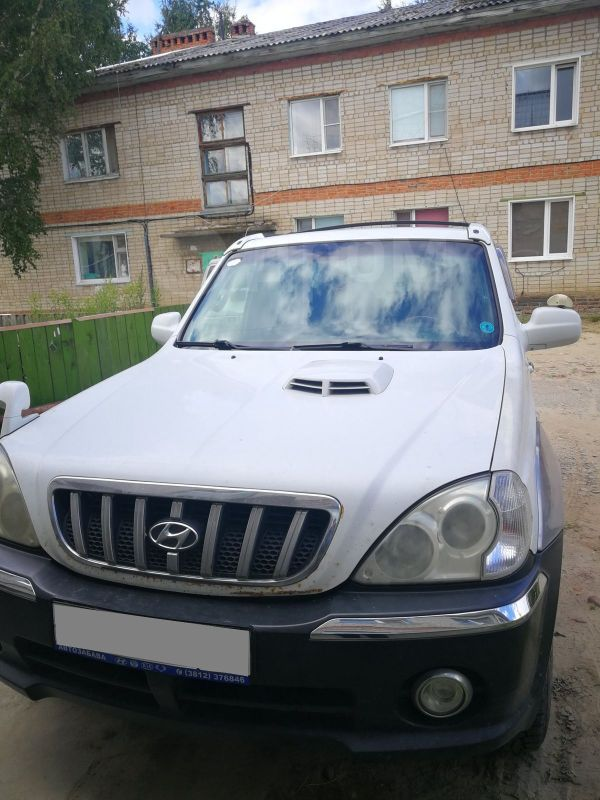 Hyundai Terracan, 2002 год, 250 000 руб.