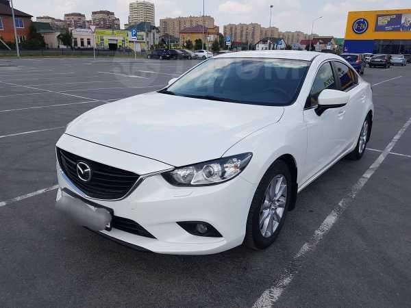 Mazda Mazda6, 2017 год, 1 370 000 руб.