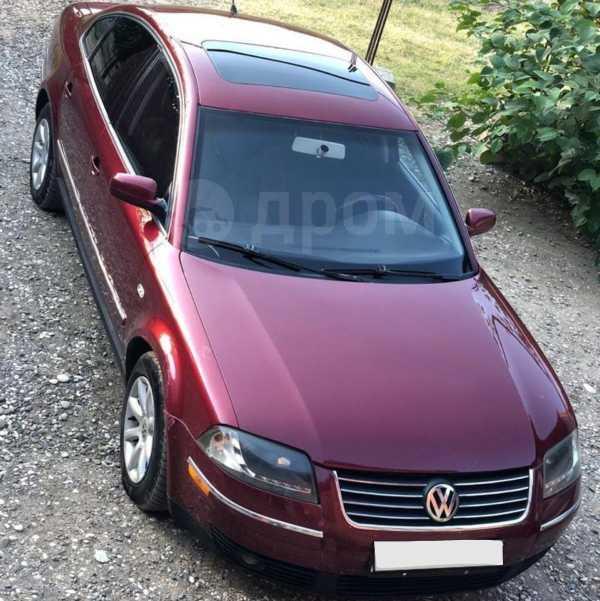 Volkswagen Passat, 2004 год, 245 000 руб.