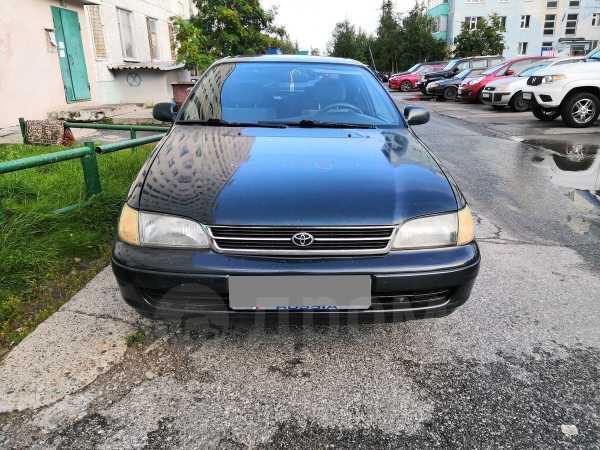 Toyota Carina E, 1992 год, 111 000 руб.