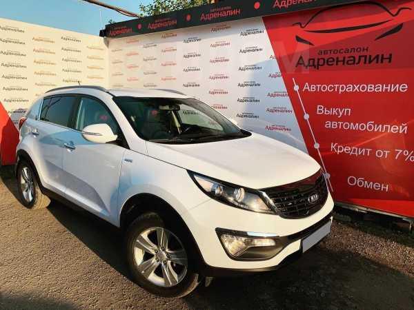 Kia Sportage, 2013 год, 899 900 руб.