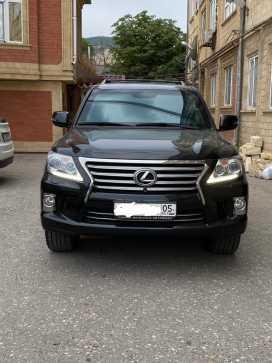 Махачкала Lexus LX570 2013