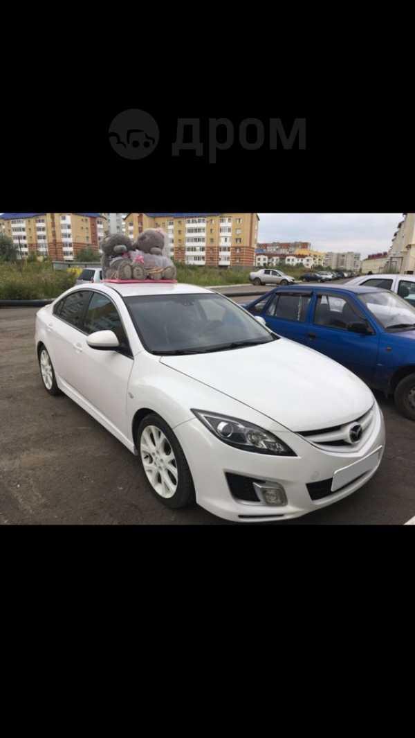 Mazda Mazda6, 2008 год, 515 000 руб.