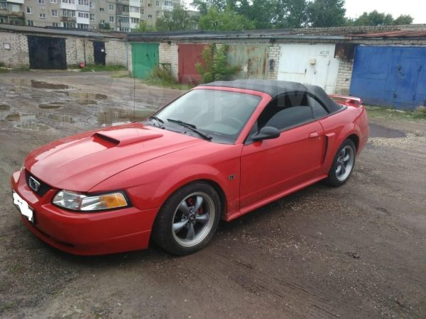 Ford Mustang, 2002 год, 900 000 руб.