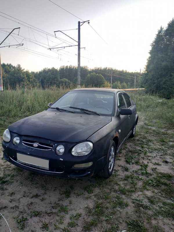 Kia Shuma, 1998 год, 55 000 руб.