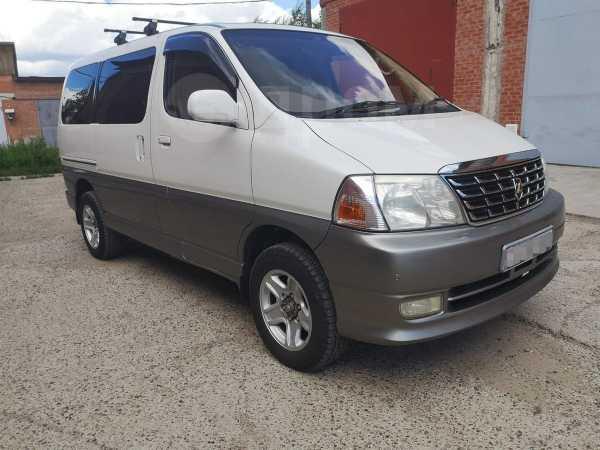 Toyota Grand Hiace, 2000 год, 380 000 руб.
