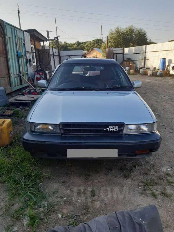 Toyota Sprinter Carib, 1990 год, 130 000 руб.