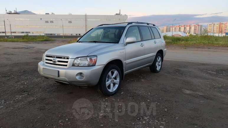 Toyota Highlander, 2005 год, 780 000 руб.