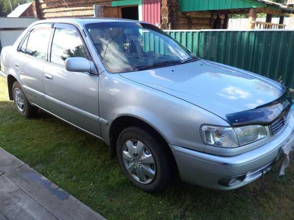 Toyota Corolla, 1999 год, 210 000 руб.