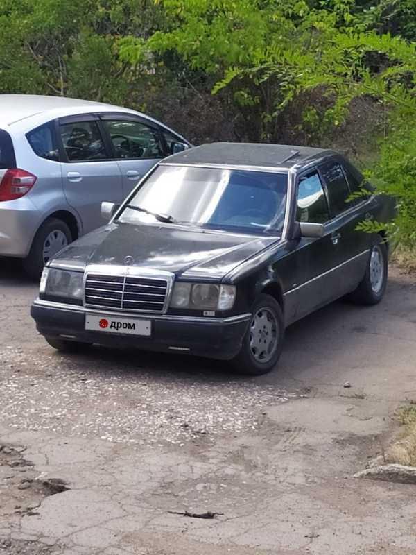 Mercedes-Benz E-Class, 1990 год, 172 000 руб.