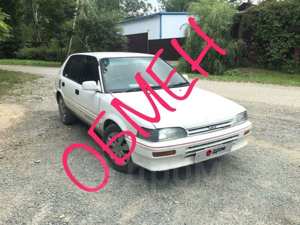 Toyota Corolla FX, 1987 год, 100 000 руб.