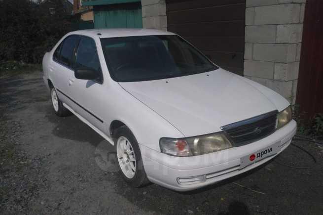 Nissan Sunny, 1998 год, 81 000 руб.