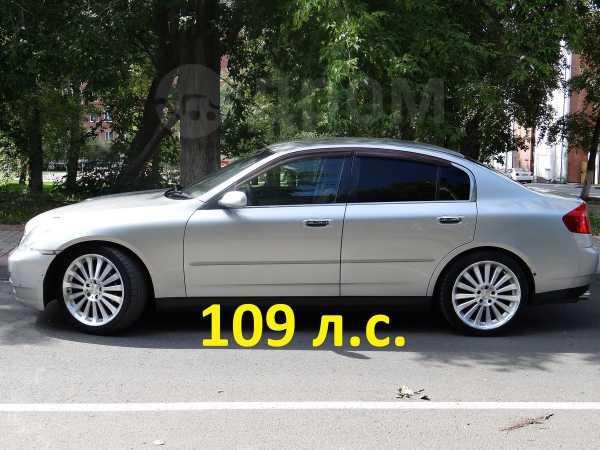 Nissan Skyline, 2004 год, 390 000 руб.