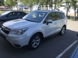 Абакан Forester 2013