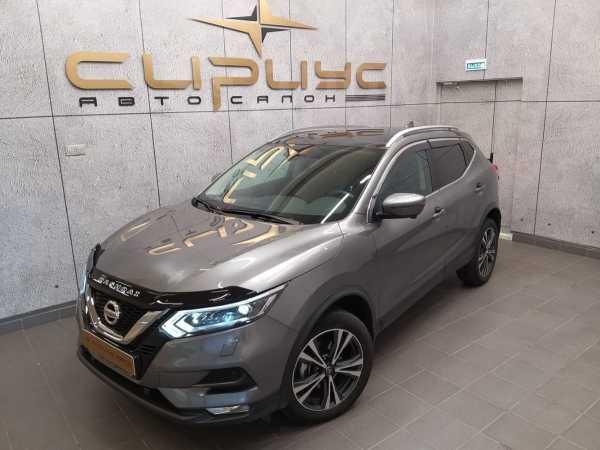 Nissan Qashqai, 2019 год, 1 775 000 руб.