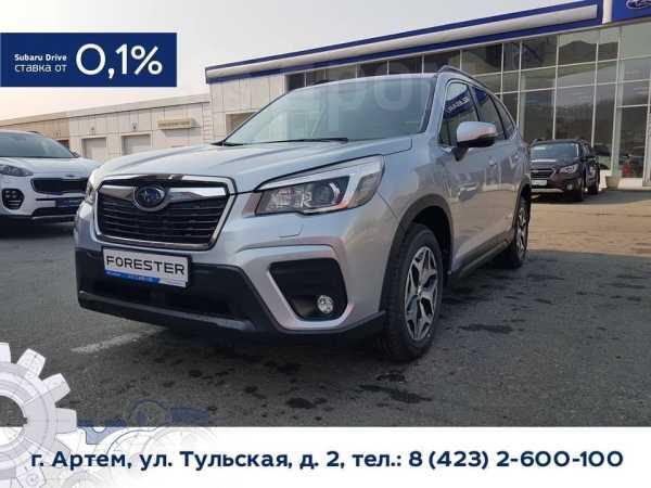 Subaru Forester, 2019 год, 2 454 900 руб.