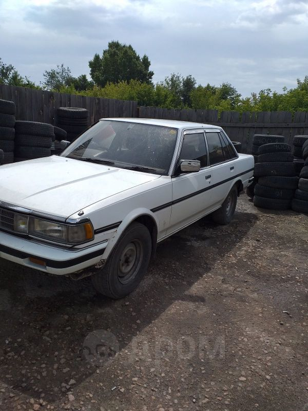 Toyota Mark II, 1988 год, 95 000 руб.