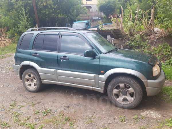 Suzuki Grand Vitara, 2003 год, 400 000 руб.