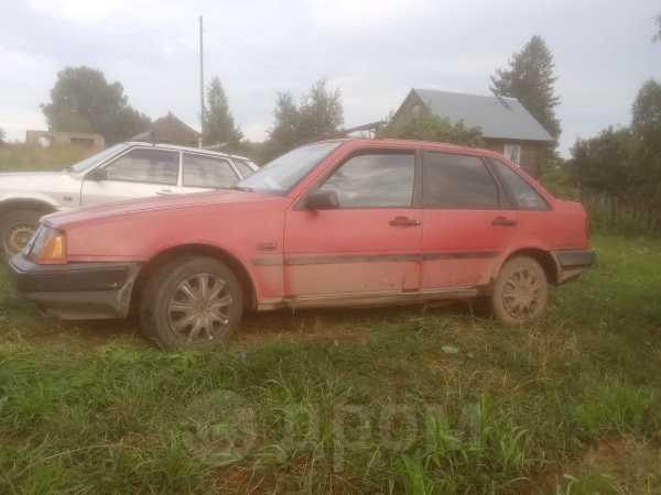 Volvo 440, 1990 год, 22 000 руб.