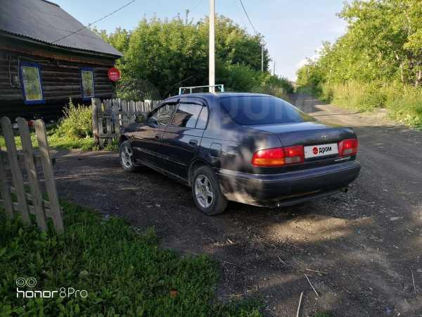 Toyota Carina E, 1997 год, 145 000 руб.