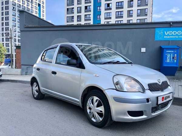 Toyota Vitz, 2002 год, 155 000 руб.