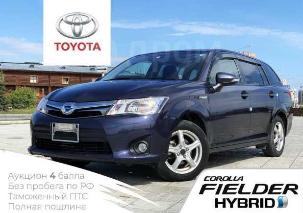 Toyota Corolla Fielder, 2014 год, 754 000 руб.