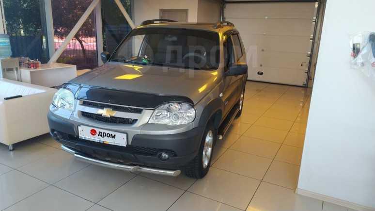 Chevrolet Niva, 2012 год, 399 000 руб.