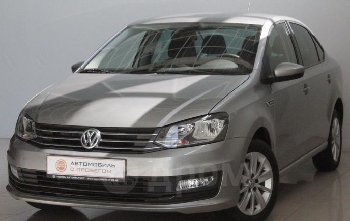Volkswagen Polo, 2019 год, 835 000 руб.