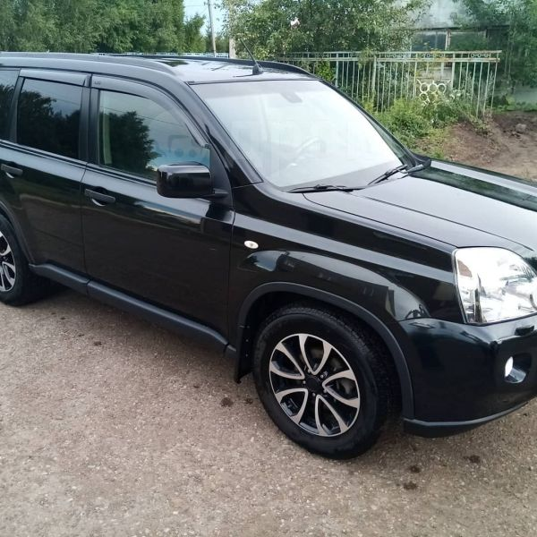 Nissan X-Trail, 2007 год, 666 000 руб.