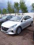 Hyundai Solaris, 2020 год, 1 158 000 руб.